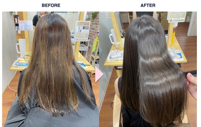 都島 髪質改善