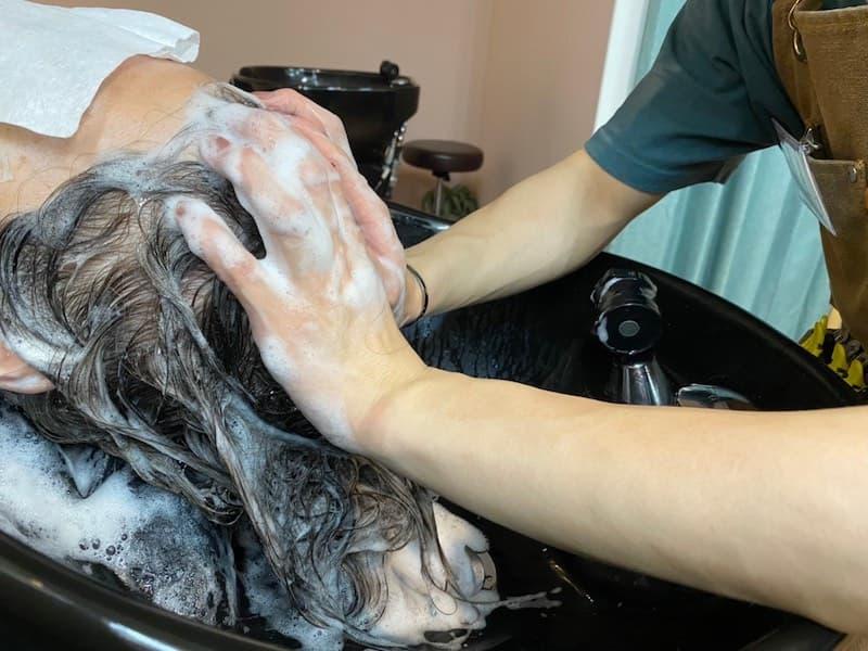 都島髪質改善 シャンプー